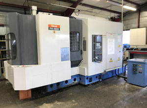 Mazak FH 4800 palletized horizontal machining center