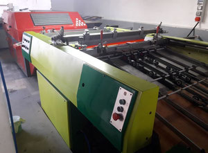 Machine de sérigraphie Etg Siasprint Siasprint progress 700