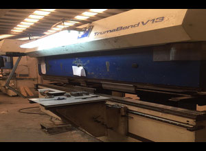 TRUMPF TrumaBend V130 Press brake