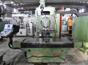 Zayer 1700 AF3 cnc vertical milling machine