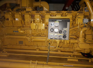 Caterpillar TL 2000 Generator set