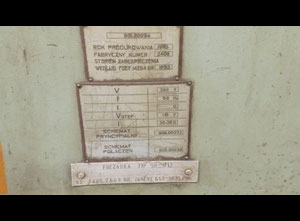 Talladora de engranajes vertical Rosyjski 5B 312