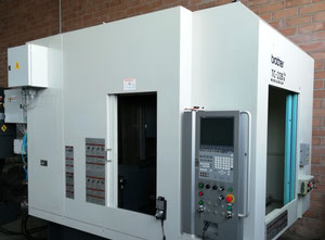Used Brother TC 32 BNQT Machining center - vertical