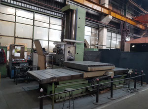 TOS WHN  13 A - Horizontal Boring and Milling Machine