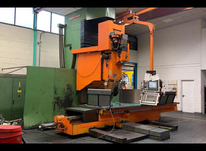 Fresatrice cnc verticale Droop & Rein Germany FSM 1406 A 25 / 15 kcN