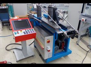 PBT 25 Profile bending machine