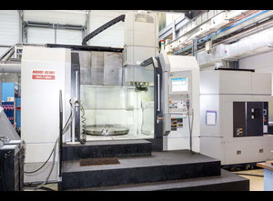 Tour vertical à cnc Mori Seiki NVL 1350 MC