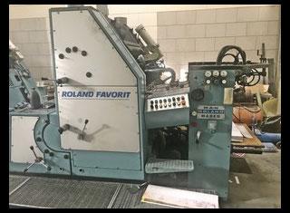 Man Roland Favorit RVF OB P90107042