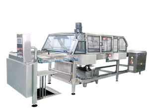 Paletleme makinesi MC PA / DES Stainless Steel