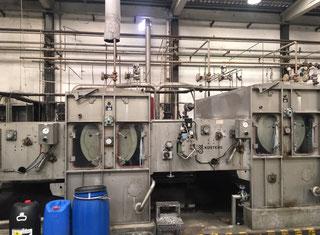 Kusters 4 washing boxes + 3 washing drums P90107126