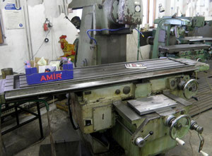 TOS FA 5 AH Horizontal milling machine