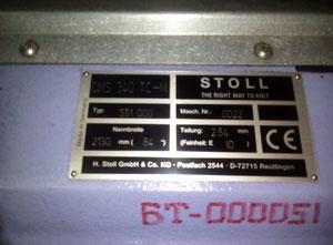 Métier à tricoter rectiligne Германия Stoll 340 TC-M 10 класса