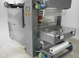 Tvarování termoplastů - Tvarující, plnící a  uzavírací linka Multimac 60P
