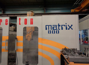 BRETON MATRIX 800 CNC Fräsmaschine Vertikal