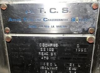 Agitec / Leroy-Somer / Burgmann R5 620L P90110101