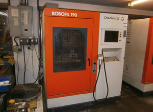 Charmilles ROBOFIL 190 Wire cutting edm machine