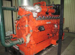 Guascor FGLD 480 Generator