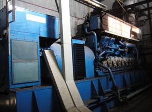 Wartsila 9R32 Generator