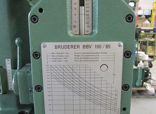 Bruderer BSTA 25UL P90110295