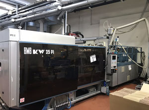 BMB KW 35 PI/1300 Injection moulding machine