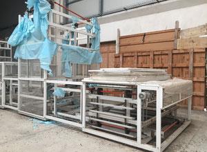 Linia do produkcji makaronu lub pizzy Axor / Buhler Nidi laminati e trafilati