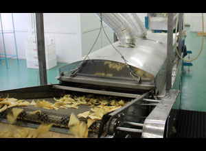 Ligne de production de croissants / biscuits Ukrtechnofoods AL