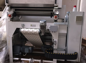 Italian Pasta Machinery VMC/F Complete pasta or pizza production line