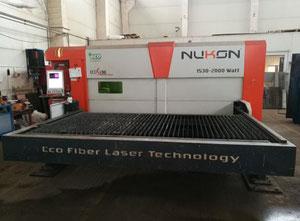 Nukon EcoFiber Laserschneidmaschine