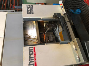 Used Chiron FZ 12SW Machining center - vertical