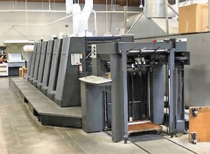 Offset six couleurs Heidelberg CD 74-6 LF