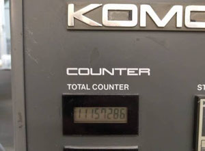 Offset six couleurs Komori L-628 lx