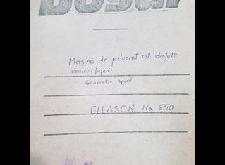 Gleason 650 Hypoid P90115072