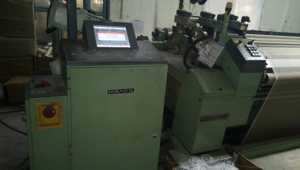 Używana maszyna - krosna pneumatyczna Dornier 2010 Maszyny używane ... a087dc96d7