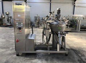 Stephan UMMSK 130E universal machine in stainless steel mixer