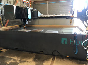 FLOW MACH4 3020 waterjet cutting machine