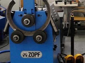 Zopf Biegemaschinen Gmbh ZB 80-2M2 ECO Profile bending machine
