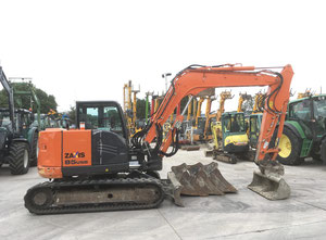 Hitachi ZAXIS 85 USB 5A Excavator / Bulldozer / Loaders