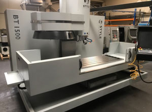 Fresatrice cnc verticale Style High Tech BT 1500