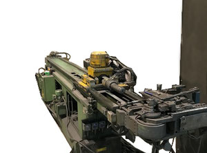 Używana giętarka do rur BLM B32 CNC