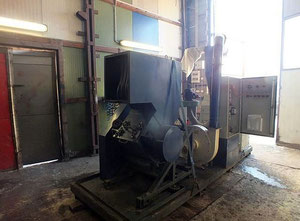 Terier Kompakt Recycling machine