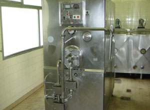 Dondurma makinesi Crepaco KLMT