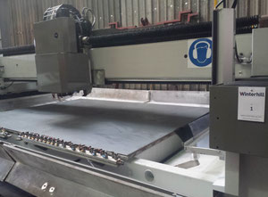 Machine pour le verre Intermac Master Edge 2300