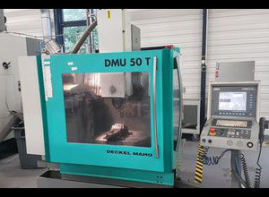 DECKEL DMG DMU 50 T Machining center - vertical