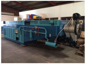 WEBER Double Screw Extruder