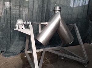 Mezcladora de polvo  250 L