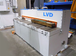 LVD MV 2500 hydraulic shear