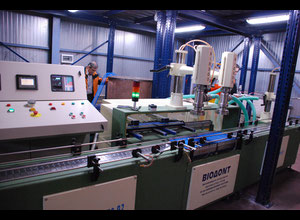 Plnící stroj - různé zařízení Biodod STAR TWIN G2`