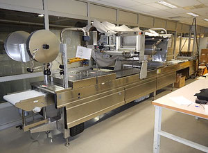 Multivac Thermoforming Machine