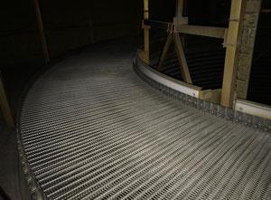 Soğutma tüneli JBT Frigoscandia GCM92