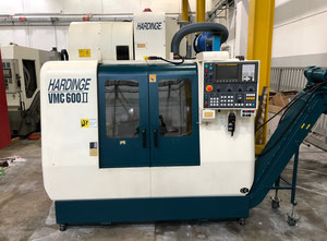 Hardinge VMC 600 II Bearbeitungszentrum Vertikal